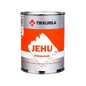 Уплотняющая алкидная грунтовка Tikkurila Jehu pohjamaali 0,3 л белая