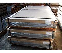 Лист холоднокатаный стальной 1х1250х2500 мм