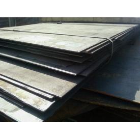 Лист гарячекатаний сталевий 6х2000х12000 мм