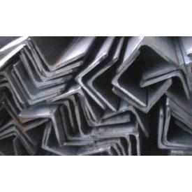 Кутник сталевий гарячекатаний 50х50х4 мм міра