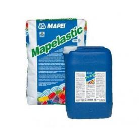 Еластичний склад для гідроізоляції Mapei Mapelastic А 24 кг