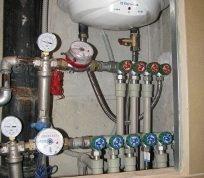 Редукційні клапани для водопостачання