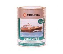 Уретано-алкидный лак Tikkurila Unica Super ph 0,225 л полуматовый