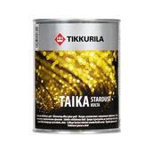Водоразбавляемая краска Tikkurila taika stardust 1 л золотистая