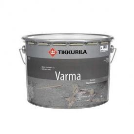 Акрилатная грунтовка Tikkurila Varma pohjamaali 9 л глубоко матовая