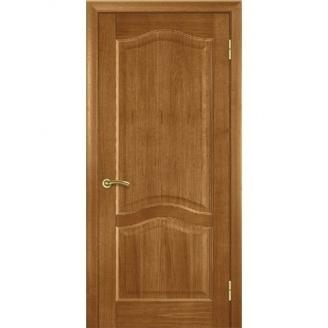 Межкомнатная дверь TERMINUS Classic Модель 03 глухая дуб тонированный
