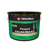 Известковая краска Tikkurila Finngard kalkkimaali 12,5 кг глубоко матовая