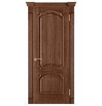 Межкомнатная дверь TERMINUS Caro Модель 42 глухая орех американский