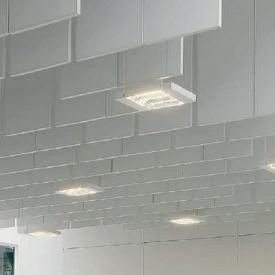 Панель подвесного потолка AMF System C видимый монтаж Baffles