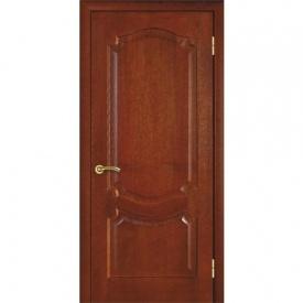 Межкомнатная дверь TERMINUS Modern Модель 16 глухая каштан