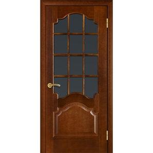 Міжкімнатні двері TERMINUS Classic Модель 08 під скло каштан
