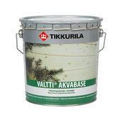 Водоразбавляемый грунтовочный антисептик Tikkurila Valtti akvabase 9 л бесцветный
