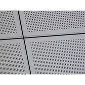 Панель підвісної стелі AMF System C видимий монтаж Thermatex Varioline Metal