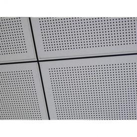 Панель подвесного потолка AMF System C видимый монтаж Thermatex Varioline Metal