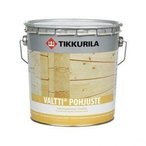 Грунтуючий склад Tikkurila Valtti pohjuste 9 л безбарвний