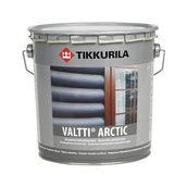 Фасадная лазурь Tikkurila Valtti arctic 9 л перламутровая