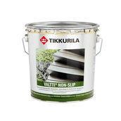 Водоразбавляемое масло Tikkurila Valtti nonslip 0,9 л бесцветное