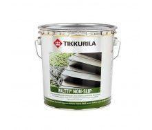 Водорозчинне масло Tikkurila Valtti nonslip 0,9 л безбарвне