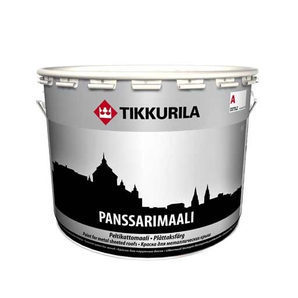 Алкідна фарба Tikkurila Panssarimaali 2,7 л напівглянцева