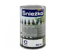 Хлоркаучуковая эмаль Sniezka база B и C 9 л белая