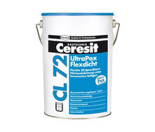 Двухкомпонентная эпоксидная мастика Ceresit CL 72 UltraPox FlexSeal 10 кг