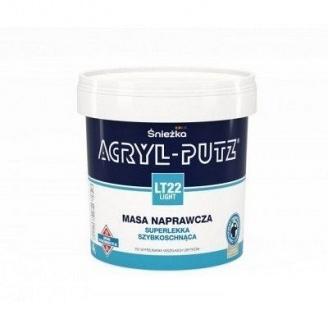 Ремонтная масса Sniezka Acryl-putz light 0,25 л белая