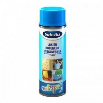Лак общего назначения Sniezka Multispray 0,4 л
