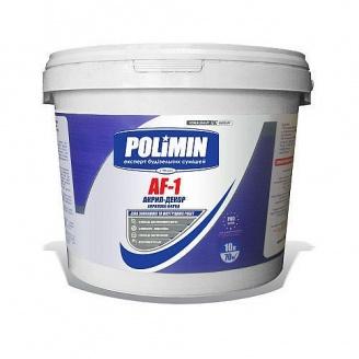 Краска акриловая Polimin Акрил-декор АF-1 10 л белая