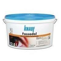 Краска Knauf Fassadol тонированная 12,5 л