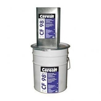 Эпоксидное самовыравнивающееся покрытие Ceresit CF 98 A 12 кг