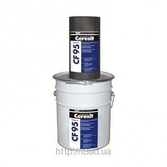 Полиуретановое покрытие для промышленных полов Ceresit CF 95 А 12 кг