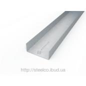 Направляющий профиль П-образный ПП 100 40х100х40 мм