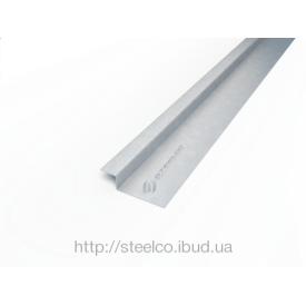 Z профіль вертикальний проміжний ФПЗ 50 20х20х50 мм