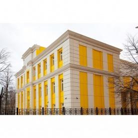 Вентилируемые фасады из композитных панелей
