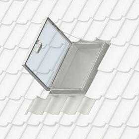 Мансардное окно-люк Velux GVT 0059 54х83 см
