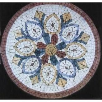 Каменная мозаика для пола