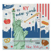 Переключатель VIKO KARRE Cities NY (90962824)