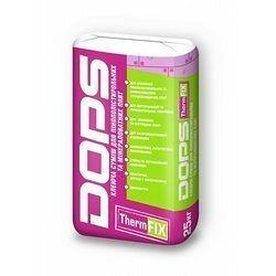 Клей для приклеювання пінопласту і мінвати Dops Therm Fix