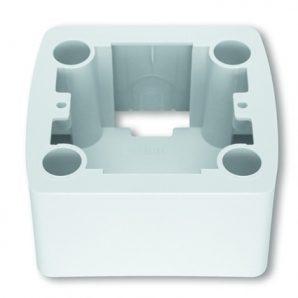 Короб для зовнішнього монтажу  VIKO CARMEN білий (90571009)