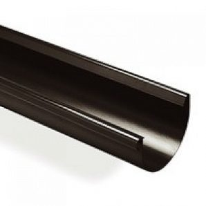 Ринва Wavin Kanion 100х2000х65 мм чорний