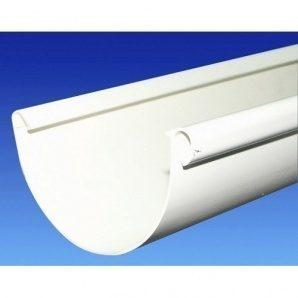 Ринва Wavin Kanion 160х4000х117 мм білий