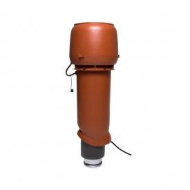 Вентилятор VILPE E190 P 125х700 мм кирпичный