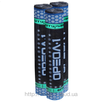Еврорубероид Ореол-1 Битумакс ХКП 4,0 гр 1х10 м