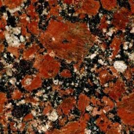 Плитка из гранита Капустинского месторождения 600х300х20 мм