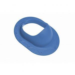 Прохідний елемент VILPE CLASSIC 550х347 мм синій
