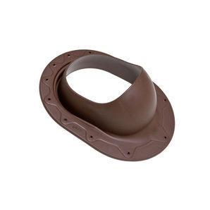 Проходной элемент VILPE CLASSIC 550х347 мм коричневый