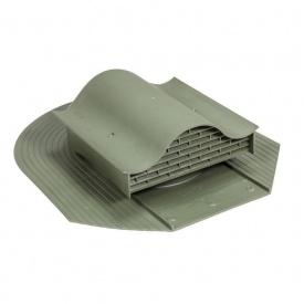 Кровельный вентиль VILPE HUOPA-KTV 450х378 мм зеленый