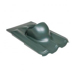 Прохідний елемент VILPE XL-MUOTOKATE для XL труб діаметр 160-250 мм зелений