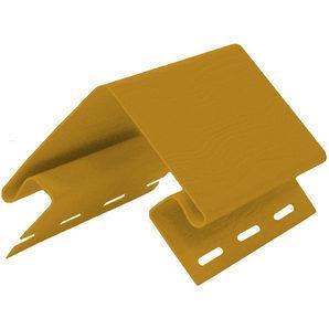 Планка наружный угол FaSiding Арахис Т-12 3050 мм