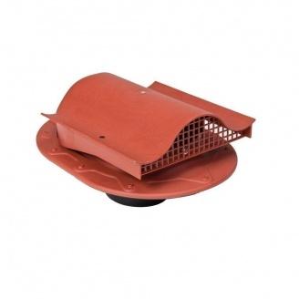 Кровельный вентиль VILPE CLASSIC-KTV 351х266 мм красный